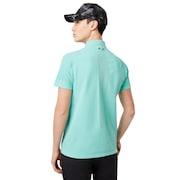 Skull Synchronism Sweater Shirts 2.0 - Aqua Green