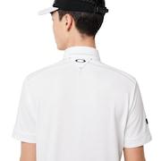 Skull Claw Zip Shirts 4.0 - White