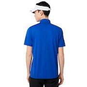 Skull Claw Zip Shirts 4.0 - Flash Blue