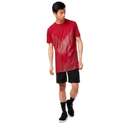 Rsqd19 Veil Short Sleeve Tee.02 - Sundried Tomato