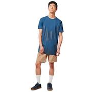 Rsqd19 Veil Short Sleeve Tee.02 - Ensign Blue