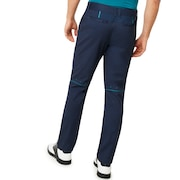 Cypress Gab Stretch Pant - Dark Blue