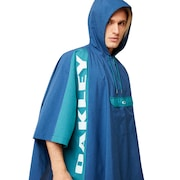 Surf Changing Poncho - Dark Blue