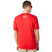 SI Service Tee - Red Line