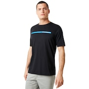 Thin Blue Line Tee - Blackout