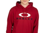 Moletom Oakley Dual Pullover - Iron Red