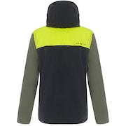 Alpine Shell 3L Gore-Tex Jacket - Blackout