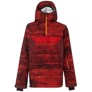 Black Forest Shell 3L 15K Jacket - Fired Firest P.