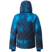 Great Scott Insulated 2L 15K Jkt - Blue Forest P.