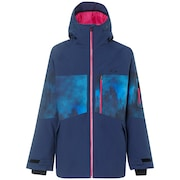 Cedar Ridge Insulated 2L 10K Jkt - Blue Forest P.