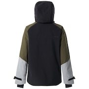 Silver Fox Soft Shell 3L 10K Jacket - Blackout