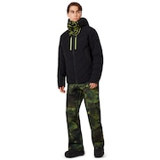 Black Forest Shell 3L 15K Pant - Geo Camo P.