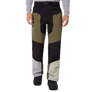 Silver Fox Sft Shell 3L 10K Pant - Blackout
