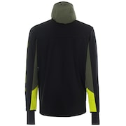 Hot Springs Thermal Fleece Fz - Blackout