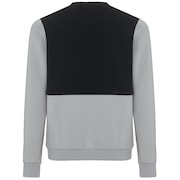 Jazz Hands Dwr Crew Neck - Blackout