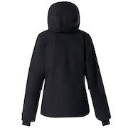 Thunderbolt Shell 2L 10K Jacket - Blackout