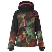 Hourglass Softshell 3L 10K Jacket