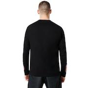 Tnp Lighting Bolt T-Shirt Long Sleeve - Blackout