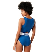 Training Swimwear - Blue Power