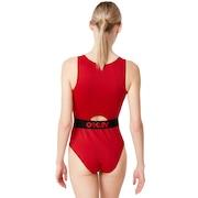 Training Swimwear - Red Power