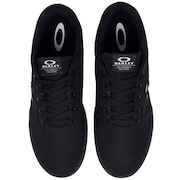 Oakley Canvas Flyer Sneaker - Dull Onyx