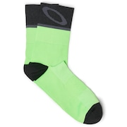 Cycling Socks - Laser Green