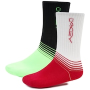 Socks Oakley Stretch (Pack 2)