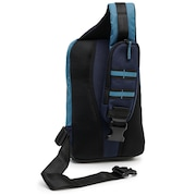 Utility One Shoulder Bag - Foggy Blue