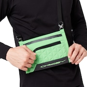 Body Bag Flat Case - Laser Green