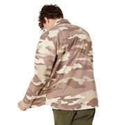 Icon Cargo Shirt - Desert Camou