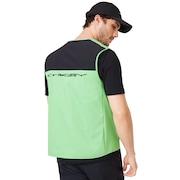Outdoor Vest - Laser Green