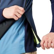 Engineered Softshell Vest - Foggy Blue