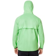 Packable Jacket - Laser Green