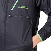 Packable Jacket - Blackout