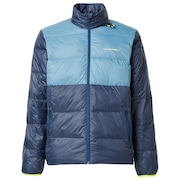 Puffer Jacket - Foggy Blue