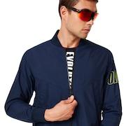 Enhance Wind Warm Mil Jacket - Foggy Blue