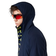 Enhance Wind Anorak Jacket 2.7 - Foggy Blue