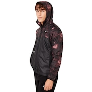 Enhance Wind Warm Jacket 9.7 - Raspberry