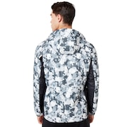 Enhance Insulation Jacket 9.7 - White Print