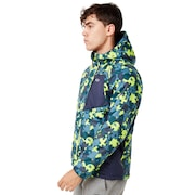 Enhance Insulation Jacket 9.7 - Blue Storm Print
