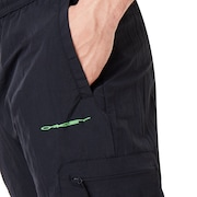 Nylon Cargo Pant - Blackout