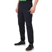 Nylon Cargo Pant - Blackout