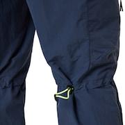 Nylon Cargo Pant - Foggy Blue