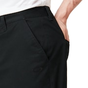 Icon Chino Golf Pant - Dull Onyx