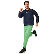 Enhance Wind Warm Mil Pants - Laser Green