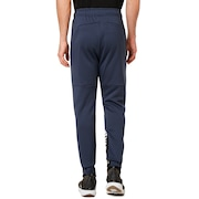 Enhance Grid Fleece Pants 9.7 - Foggy Blue