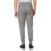 Enhance Grid Fleece Pants 9.7 - Dark Gray Heather