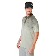 Four Jack Gradient Polo - Desert Sand