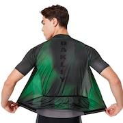Aero Jersey - Laser Green