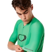 Icon Jersey - Laser Green